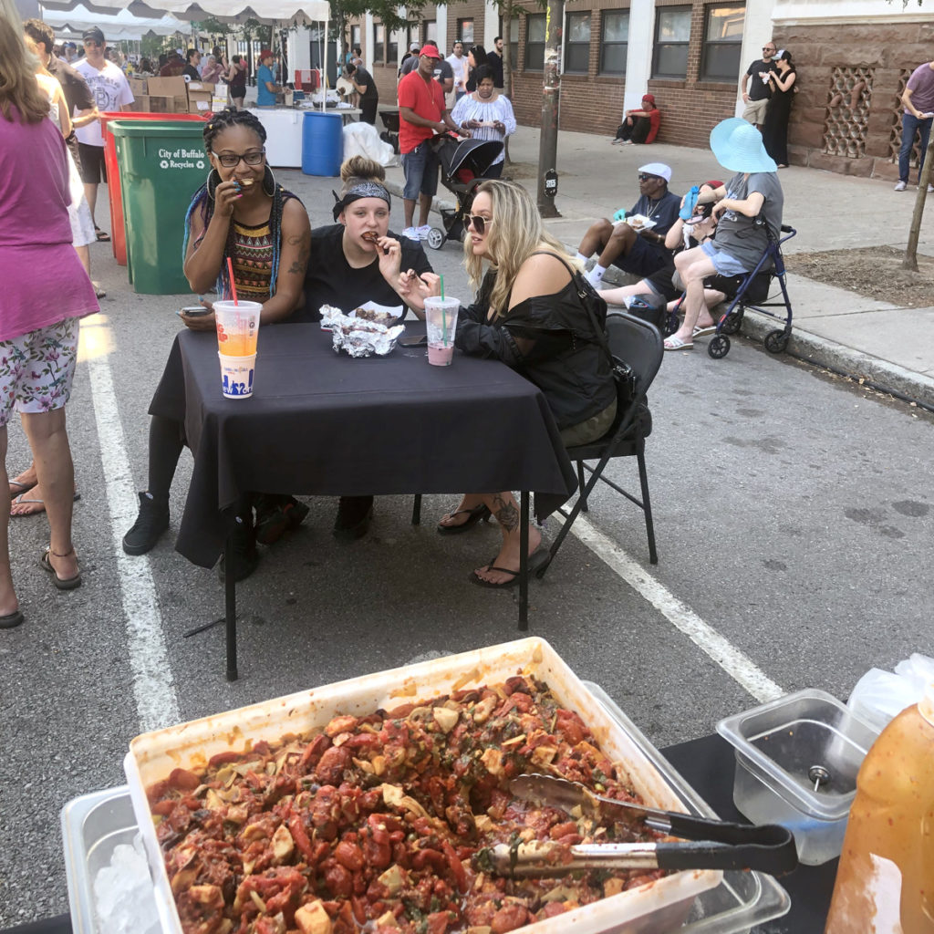 Hilltop Restaurant - Taste of Buffalo 2019 - 06